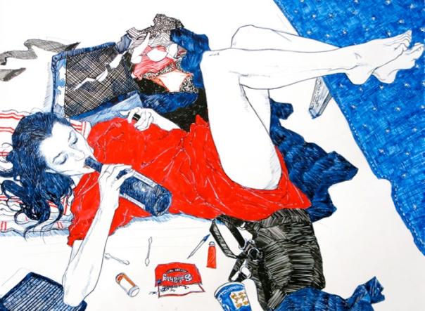 ARTIST: hope gangloff